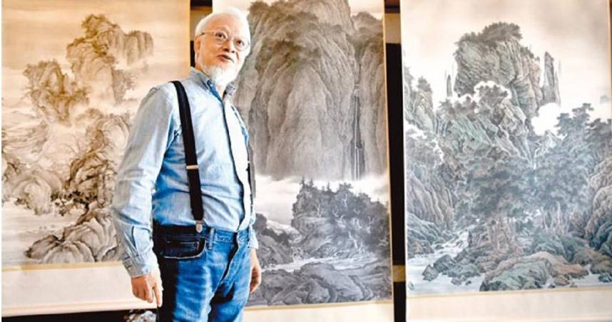「故宮三寶」同時展出10年一遇 劉墉解密構圖