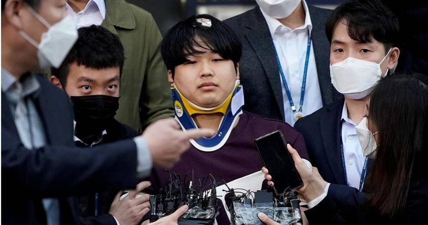 「N號房」主嫌趙主彬42年徒刑定讞 個人訊息公開10年
