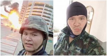 泰國軍人血洗掃射賣場!至少20死...特種部隊救走百人 媽現身勸投降