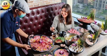 【大感染時代5】吃到飽馬辣 菜色升級30分鐘換一次餐夾