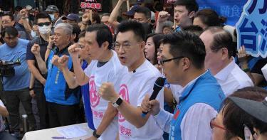 去海峽論壇 江啟臣「非求和」:是為追求和平、為了交流