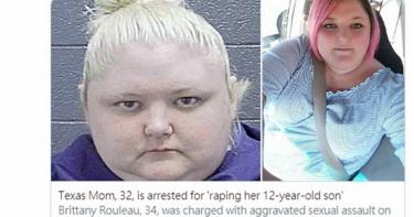 變態媽逼12歲兒自慰完激戰 向鄰居炫耀「和兒子做了」…2年後成鐵證被逮